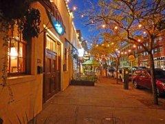 Front Street Downtown Missoula Montana